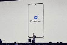 صورة سامسونج تقدم هواتف Galaxy S20 بميزة التكامل مع تطبيق جوجل Duo