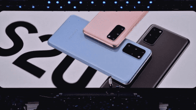 صورة رسمياً سامسونج تكشف عن تصميم ومواصفات هاتف Galaxy S20 Plus
