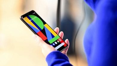 صورة جوجل تختبر إيماءة جديدة للنقر المزدوج على ظهر الهاتف في نظام Android 11