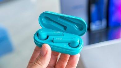صورة الإعلان رسميًا عن سماعات Honor Magic Earbuds، وتدعم ميزة إلغاء الضوضاء أثناء المكالمات