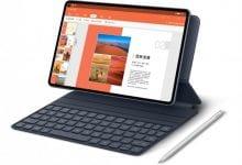 صورة Huawei تُعلن رسميًا عن MatePad Pro مع ثقب في الشاشة من أجل الكاميرا الأمامية