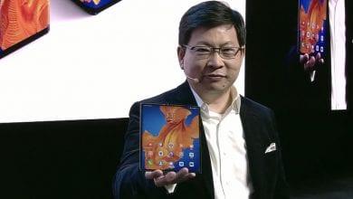 صورة Huawei Mate Xs هو نسخة معززة من Mate X العام الماضي القابلة للطي