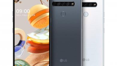 Photo of LG تعلن عن هواتف K61 وK51S وأيضاً K41S المميزة بشاشة FullVision