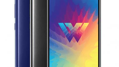 صورة LG تكشف عن هاتفها منخفض التكلفة LG W10 Alpha بشاشة FullVision