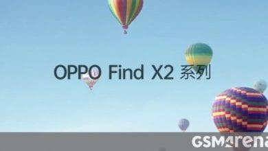 صورة Oppo Find X2 الفيديو الترويجي يثير شاشة 120Hz مع تعويض الحركة و HDR