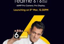 صورة Realme تستعد للإعلان عن هواتف Realme 6 و6 Pro وسوارة ذكية في 5 من مارس