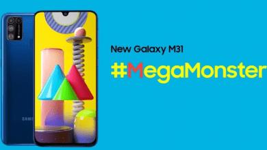 صورة سامسونج تقدم هاتف Galaxy M31 رسمياً اليوم مع بطارية بقدرة 6000 mAh