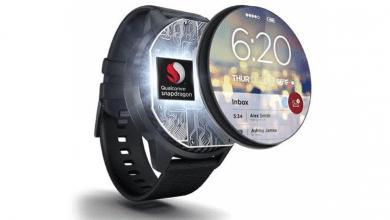 صورة أجهزة WearOS قد تصل في المستقبل مع معالج Snapdragon Wear 3300 جديد