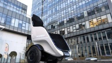 صورة أحدث مركبات Segway ذاتية التوازن تأتي بتصميم مبتكر #CES2020
