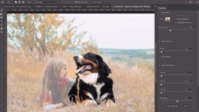 صورة أداة جديدة في Photoshop تجعل اختيار الأشياء أسرع وأسهل
