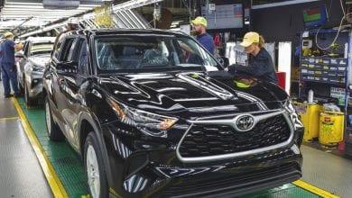 صورة أعلنت شركة تويوتا ونيسان وهيونداي عن إغلاق المصانع بسبب فيروس كورونا