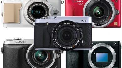 صورة أفضل كاميرات بدون مرايا 2020: أفضل كاميرات قابلة للتبديل متاحة للشراء اليوم