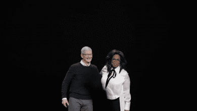 Oprah partnership with Apple