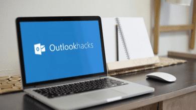 صورة إختراق موقع Outlook يتخطى تصريحات مايكروسوفت