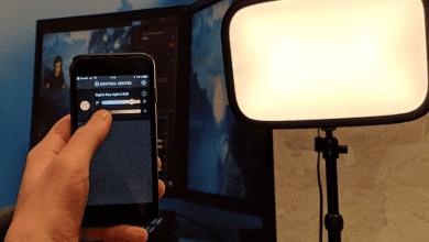 صورة إضاءة Key Light لدعم لاعبي Twitchبسعر 199 دولار #CES2019