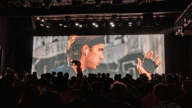 صورة إعلانات تشويقية من Oppo للإصدارات القادمة من الساعات الذكية والسماعة اللاسلكية