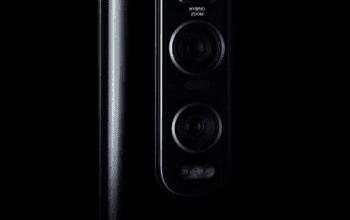 صورة إعلان تشويقي جديد يقدم نظرة أوضح على كاميرة periscope في هاتف Find X2 Pro