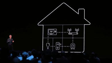 صورة ابل تتوسع بأنظمة HomeKit في كاميرات المراقبة وأجهزة الراوتر
