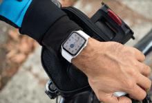 صورة ابل تسجل براءة إختراع لتقنية Touch ID في شاشة ساعة ابل الذكية