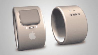 صورة ابل تسجل براءة إختراع لخاتم ذكي للتحكم في هاتف الأيفون عن بعد