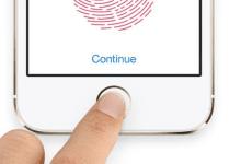 صورة ابل تعود بخاصية Touch ID في إصدارات العام المقبل من هواتف الأيفون