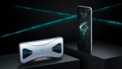 صورة الإعلان الرسمي عن هواتف الألعاب Black Shark 3 وShark 3 Pro بسعر يبدأ من 501 دولار