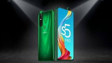 Photo of الإعلان رسميًا عن الهاتف Infinix S5 Pro مع شاشة بحجم 6.53 إنش وكاميرا أمامية منبثقة