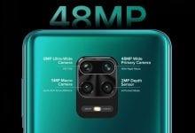 صورة الإعلان رسميًا عن الهاتف Redmi Note 9 Pro مع المعالج SD720G وأربع كاميرات في الخلف