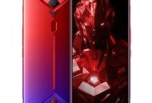 صورة الإعلان عن هاتف Red Magic 3S من Nubia مع شاشة 6.65 بوصة ومعالج Snapdragon 855 Plus