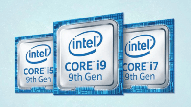 Intel 9th Gen CPUs