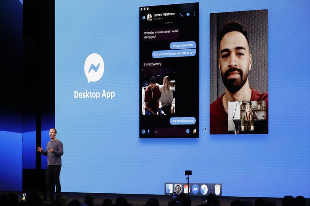Facebook will let users chat across Messenger, Instagram and WhatsApp