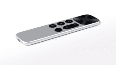 صورة الكشف عن جهاز التحكم عن بٌعد الخاص بتلفاز OnePlus TV