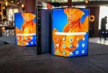 صورة الهاتف Huawei Mate Xs القابل للطي يحقق بداية قوية في الصين