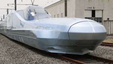 صورة اليابان تبدأ في تجربة أسرع قطار في العالم Alfa-X
