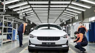 صورة بدأت Polestar إنتاج منافستها Tesla Model 3 في الصين