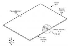 Photo of براءة إختراع جديدة من مايكروسوفت لجهاز أخر قابل للطي