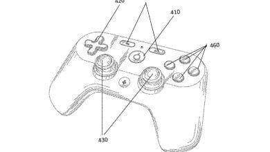 صورة براءة إختراع جوجل تؤكد تطوير خدمة جديدة لبث الألعاب