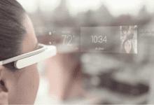 صورة براءة إختراع لشركة ابل تكشف عن رؤيتها لتقنية نظارة الواقع المعزز