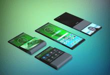 Photo of براءة إختراع من Lenovo لهاتف قابل للطي بشكل رأسي