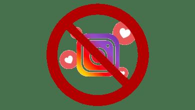 صورة بلاغات عن توقف انستجرام وفيسبوك