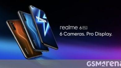 صورة تتعلق ميزات الفيديو الترويجي لـ Realme 6 Pro ، سلمان خان ، بالكاميرات والشاشة