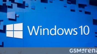 صورة تثير Microsoft التغييرات القادمة في Windows 10 UI