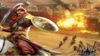 صورة تحديث خاص من لعبة Clash of Kings احتفالا بالذكرى الخامسة لإطلاق اللعبة
