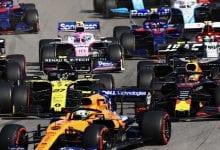 صورة تستخدم فرق Formula One تقنية السباق لمعالجة فيروسات التاجية