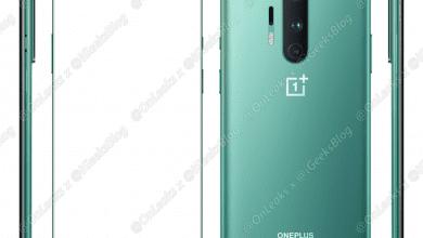 صورة تسريبات تستعرض مواصفات الكاميرة في هاتف OnePlus 8 Pro المرتقب