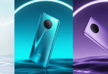 صورة تسريبات مصورة تكشف عن ألوان الإصدار الخاص من هاتف REDMI K30 PRO ZOOM