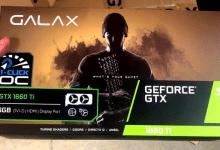 صورة تسريبات مصورة لصندوق تغليف كرت الشاشة GeForce GTX 1660 Ti