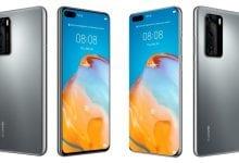 صورة تسريب المواصفات التقنية الكاملة للهاتفين Huawei P40 و Huawei P40 Pro قبيل الإعلان الرسمي