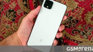 صورة تعد Google إصلاح فتح القفل بالوجه لجهاز Pixel 4 الذي يتطلب فتح عيون المستخدمين