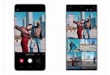 صورة تقدم سامسونج ميزات كاميرا Galaxy S20 إلى Galaxy S10 و Note 10